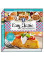 View Easy Classic Casseroles Cookbook