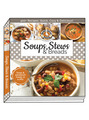 View Soups, Stews & Bread Cookbook