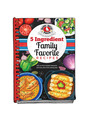 View 5-Ingredient Family Favorite Recipes Cookbook