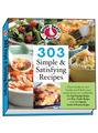 View 303 Simple & Satisfying Recipes