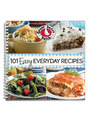 View 101 Easy Everyday Recipes Cookbook