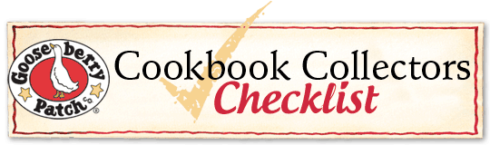 Cookbook Collector's Checklist