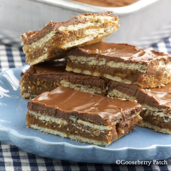 Recipes for bars and cookies