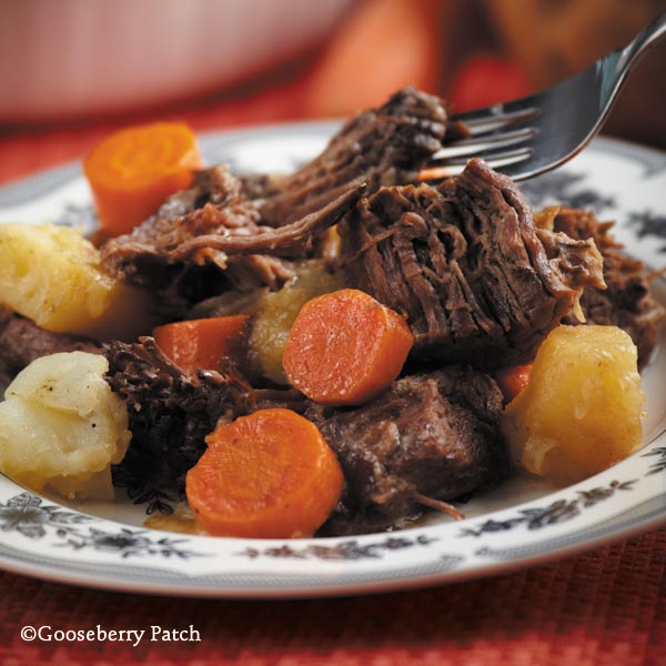 Gooseberry Patch Recipes: The Best Pot Roast Ever from 101 Hearty ...