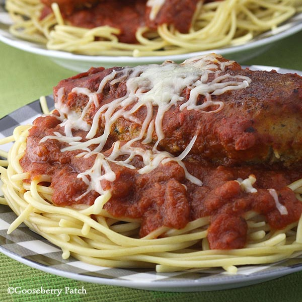 Gooseberry Patch Recipes: Chicken Parmigiana From 101