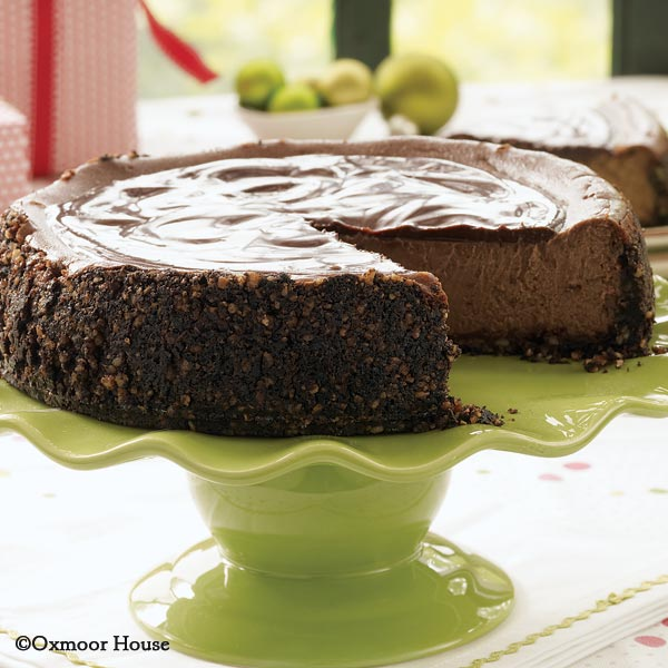 Gooseberry patch recipes chocolate cappuccino cheesecake from have chocolate cappuccino cheesecake solutioingenieria Choice Image
