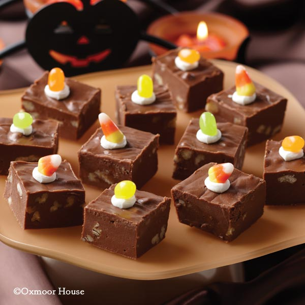 Gooseberry Patch Recipes Dark Shadow Fudge From A Ghastly Good