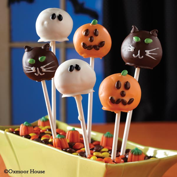 Gooseberry Patch Recipes Lookie Lookie Cookie Pops From A Ghastly