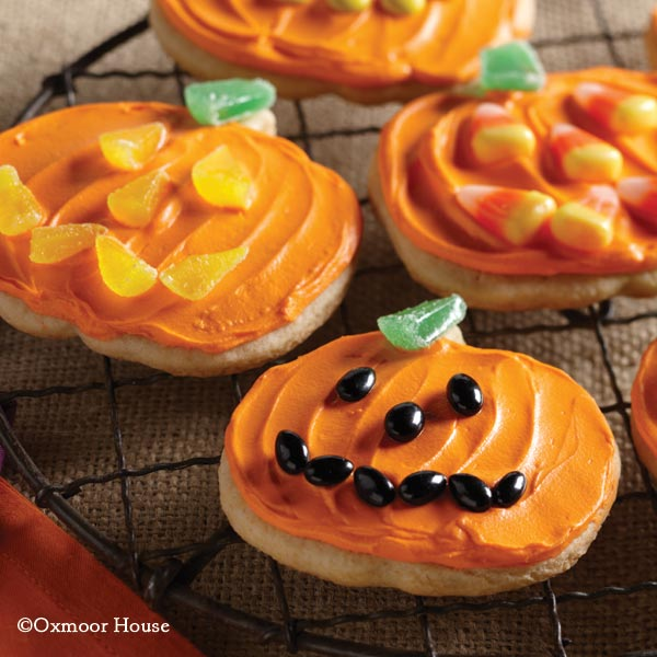 Gooseberry Patch Recipes Pumpkin Family Cutouts From A Ghastly Good