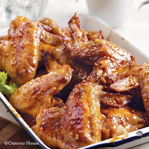 Gooseberry Patch Recipes: The Best-Yet Buffalo Wings From